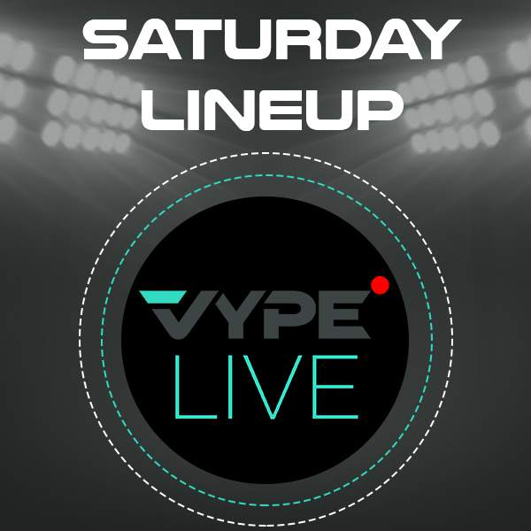 VYPE Live Lineup - Saturday 2/19/21