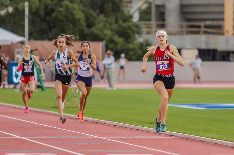 VYPE DFW Female Track & Field Athlete of the Year Fan Poll (Poll Closes Monday, May 25th at 7:00 pm)