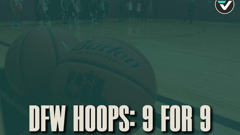 Top DFW Hoops Games for 1/22/2021