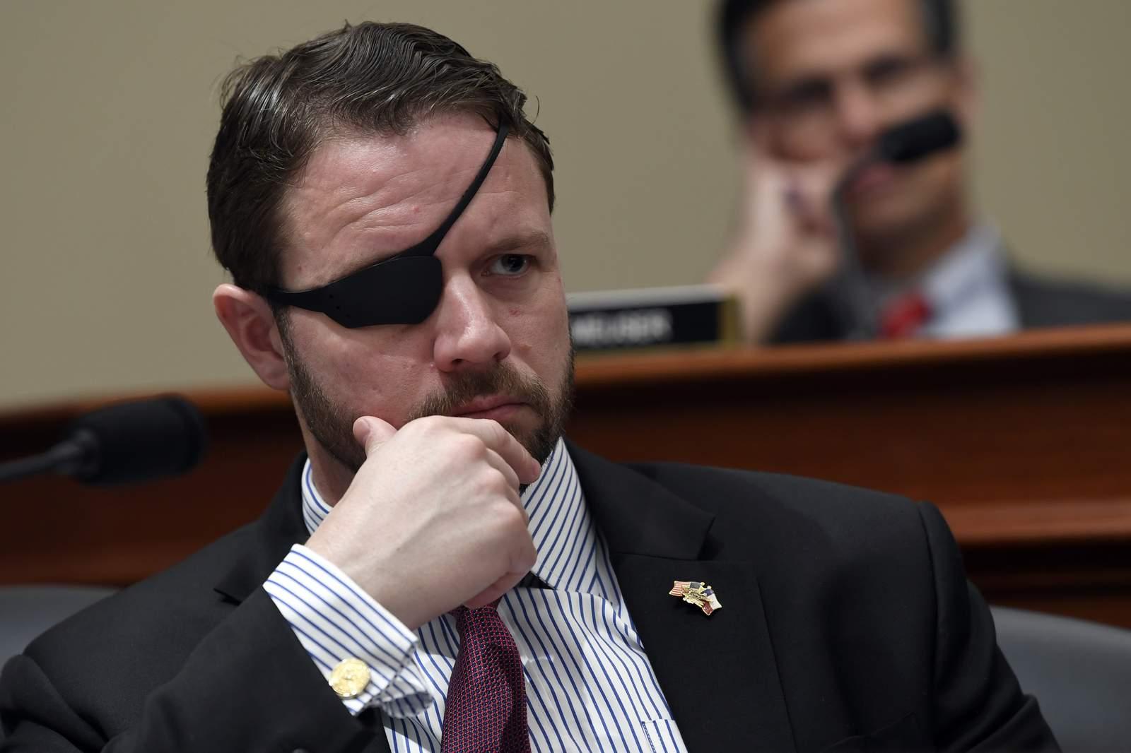 Pandemic politics ripple through Texas races, forcing U.S. Rep. Dan Crenshaw to defend his coronavirus response