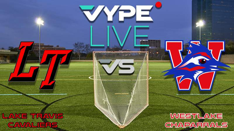 VYPE Live- CAPLAX U12 Championship: Lake Travis vs Westlake