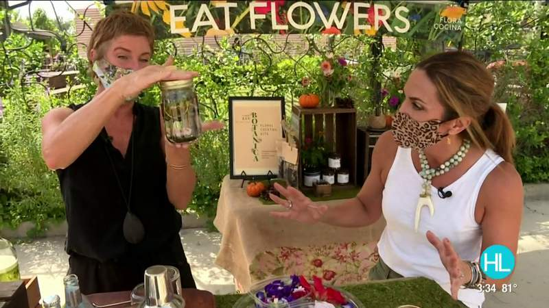 Edible Flowers and more at Heights Mercantile Farmers Market   HOUSTON LIFE   KPRC 2