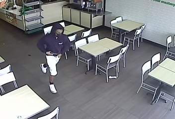 Do you recognize him? Police seeking public's help in identifying Subway robbery suspects