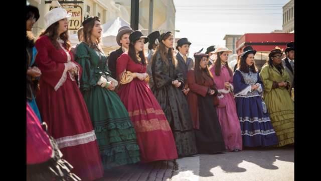 PHOTO COURTESY:  Galveston Historical Foundation, Illumine Photographic Services