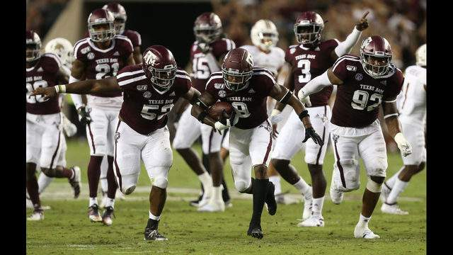 10 Things To Know This Week As Texas A M Prepares For Big Game Against Clemson