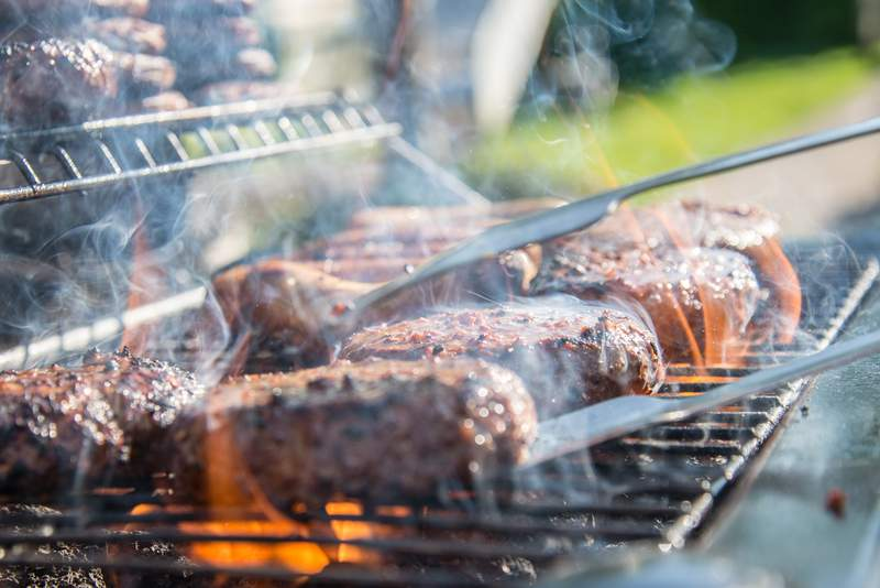 Get your grill on this Fourth of July.