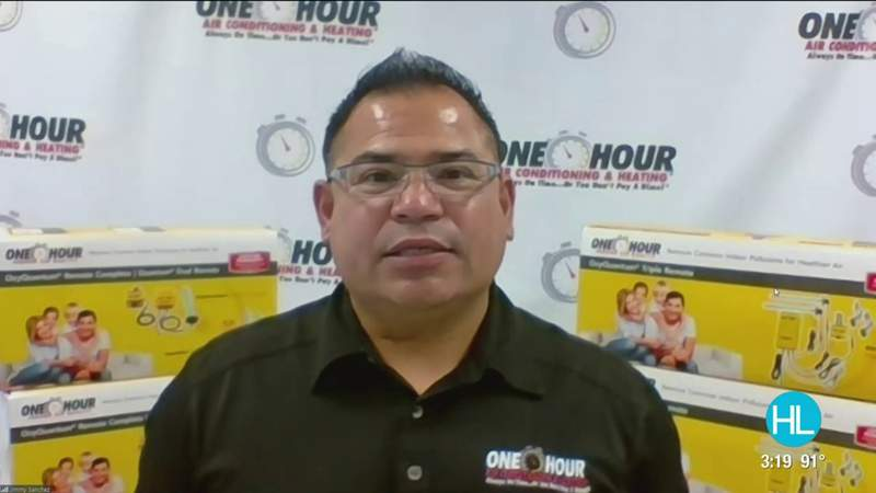 Tip Tuesday with One Hour Air Conditioning & Heating | HOUSTON LIFE | KPRC 2