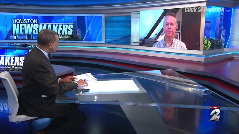 Newsmakers Extra: Tim Jeffcoat