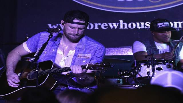 Chase Rice will be playing at the House of Blues Orlando on Feb. 8. Photo by Rick Diamond/Getty Images.