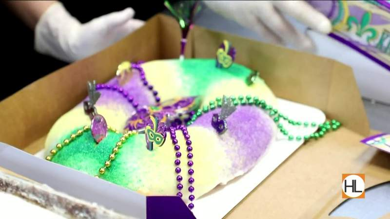 Meyerland's Three Brothers Bakery has thousands of King Cakes ready for Fat Tuesday   HOUSTON LIFE   KPRC 2
