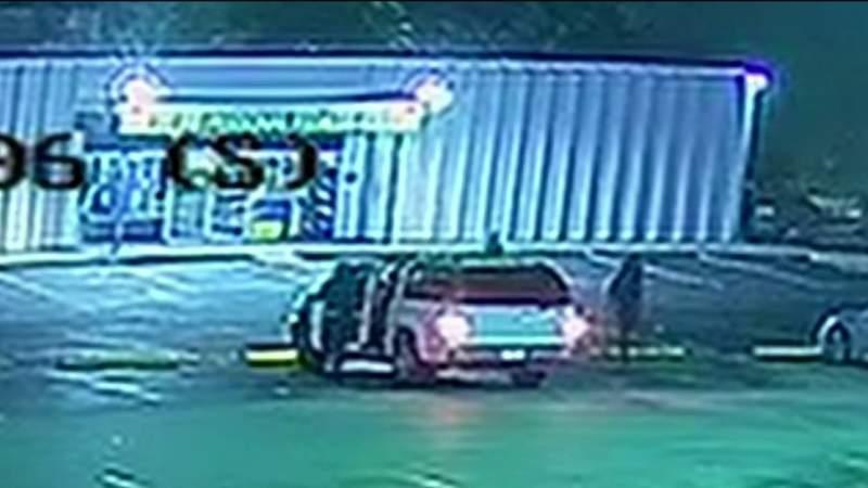Woman shot, killed outside gym