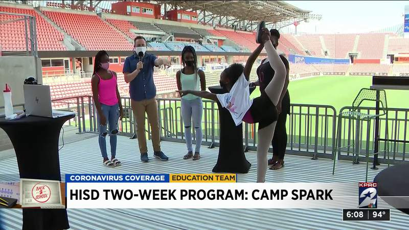 HISD launches 2-week free online camp for students