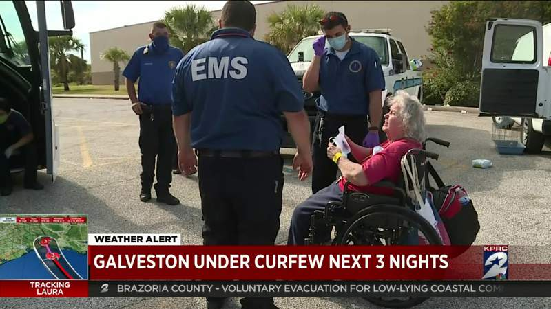 City of Galveston imposes curfew for next 3 nights; violators could face $1,000 fine