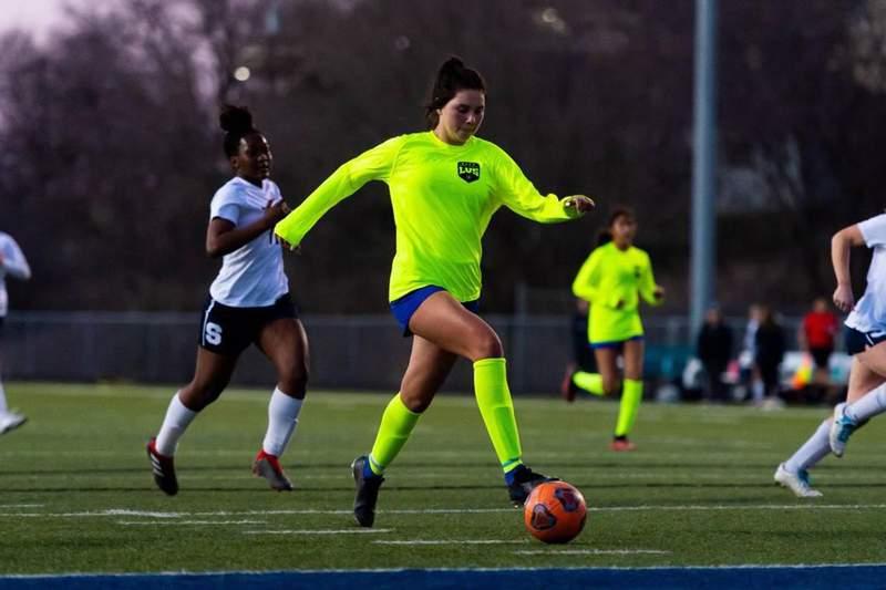VYPE DFW 2021 Girls Soccer Goal Scorer of the Year Fan Poll