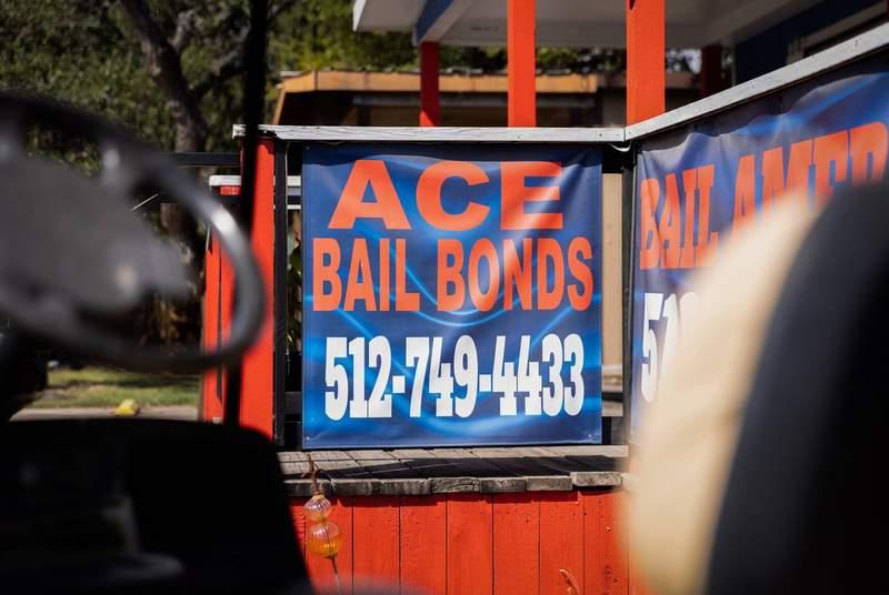 Ace Bail Bonds in San Marcos.