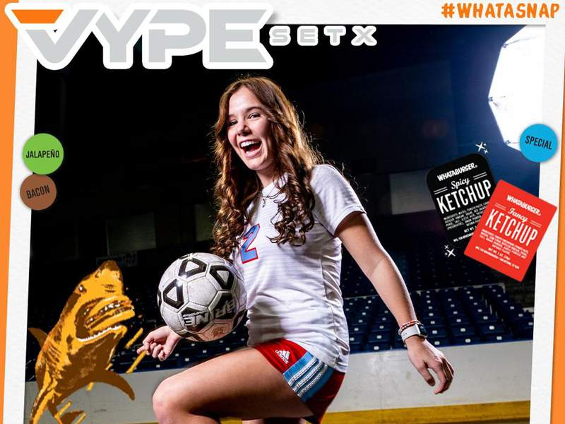 #WHATASNAP: Behind the Scenes at the 2020 VYPE SETX Soccer Photoshoot