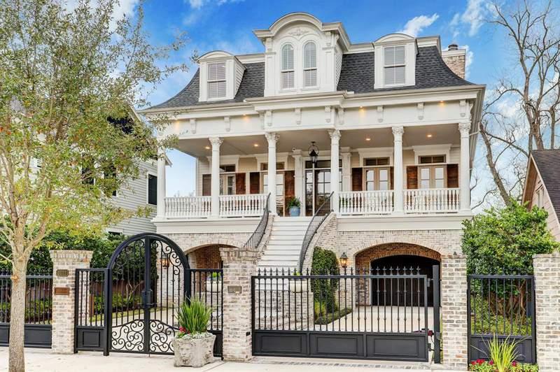 Houston Heights home