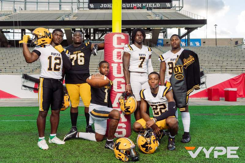 VYPE Houston 5A Football Rankings (8/30): FB Marshall continues to hold top slot