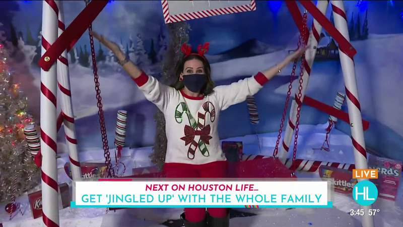 'Jingled Up' Houston's largest holiday-themed pop-up bar opens downtown | HOUSTON LIFE | KPRC 2