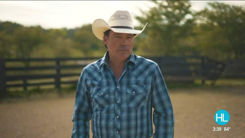 Country star Clay Walker on new album and his homecoming show at The Woodlands | HOUSTON LIFE | KPRC 2