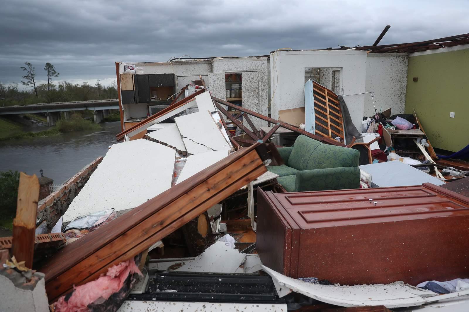 2020 Lake Charles Civic Center Kids Halloween 2020 WATCH: 10 destruction videos that show Hurricane Laura's