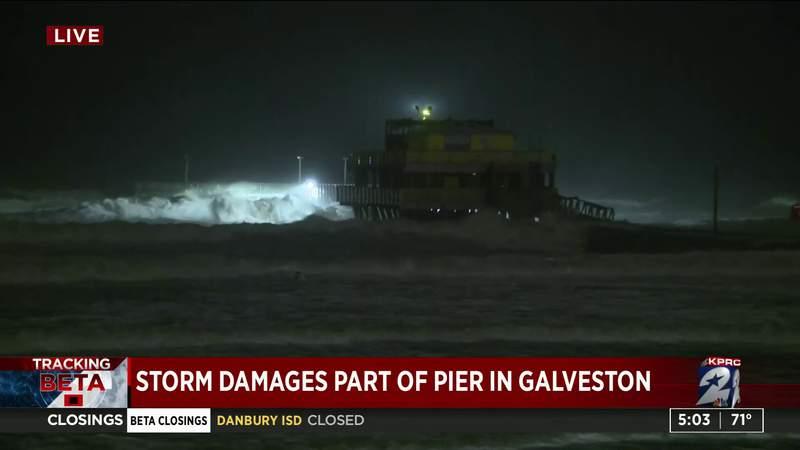 Galveston bracing for Beta