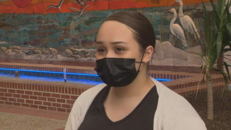 Ball H.S. senior will attend two graduations
