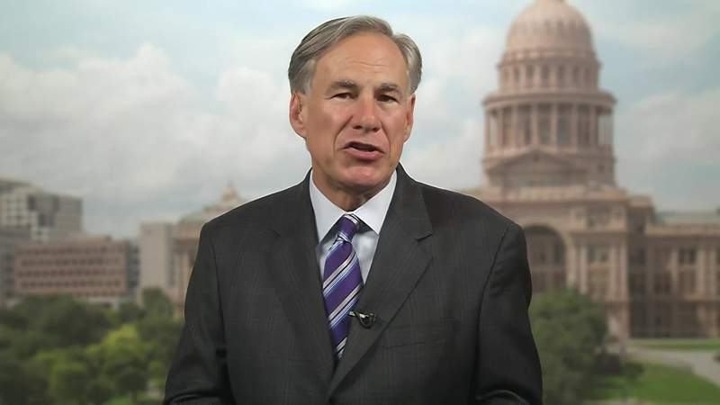 INTERVIEW: Gov. Greg Abbott answers question on July 7, 2020