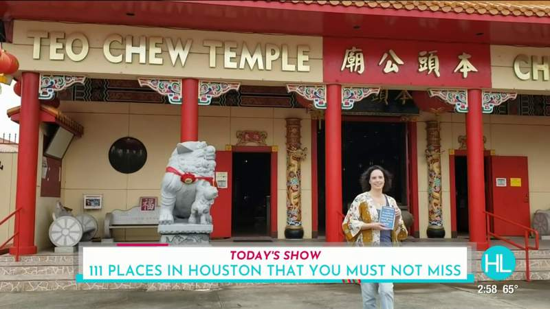 From hidden gems to historic spots: Discover '111 Places in Houston That You Must Not Miss' | HOUSTON LIFE | KPRC 2
