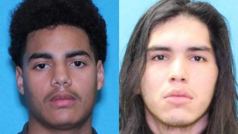 Robert Bichon, 22 and Marlon Garcia, 20, are persons of interest in the case.