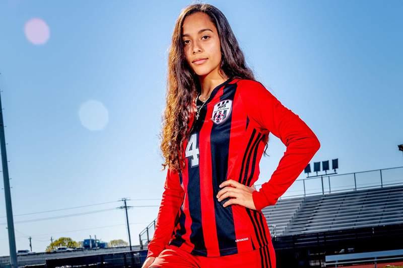 2021 All-VYPE Houston Girls Soccer Team powered by Lethal Enforcer Soccer