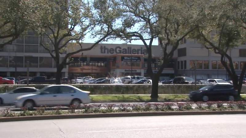 The Galleria in Houston is seen in this file photo.
