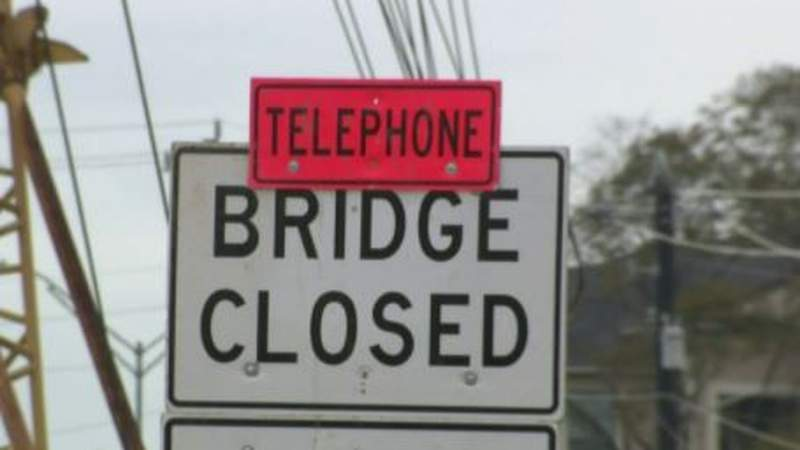 Ask 2 Traffic: 2 bridges closed on Houston's south side until Spring