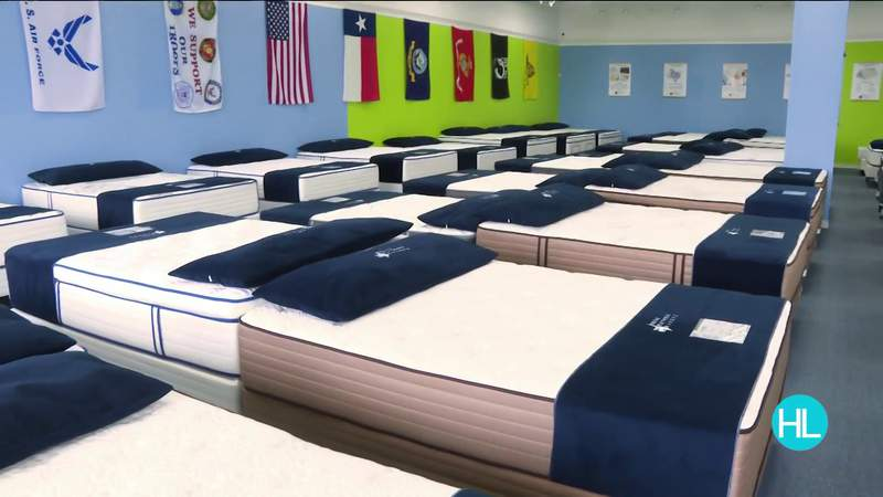 Why you should shop local for a new mattress | HOUSTON LIFE | KPRC 2