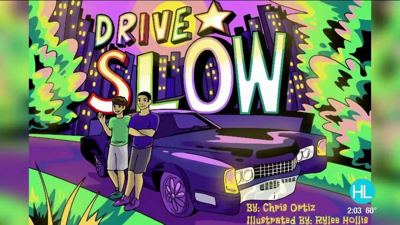 Meet the Houston teacher, father and author of 'Drive Slow', focusing on the importance of a father-son relationship | HOUSTON LIFE | KPRC 2