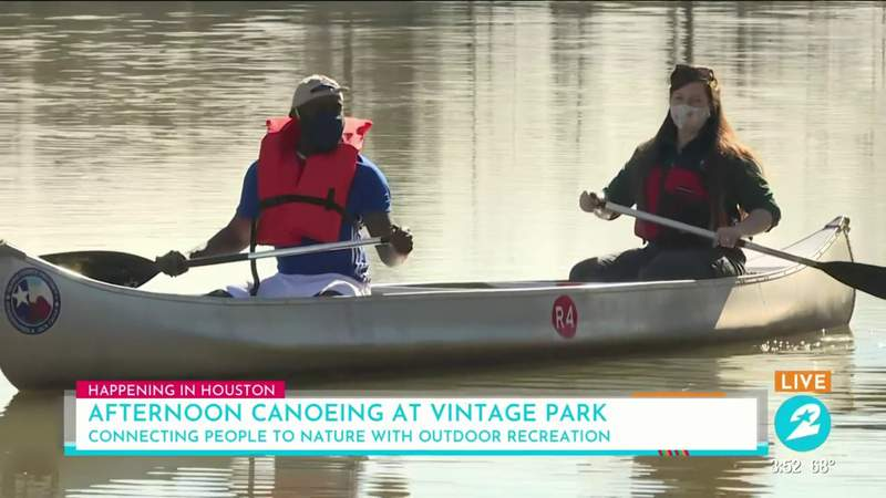 Trails As Parks providing free afternoon canoeing | HOUSTON LIFE | KPRC 2