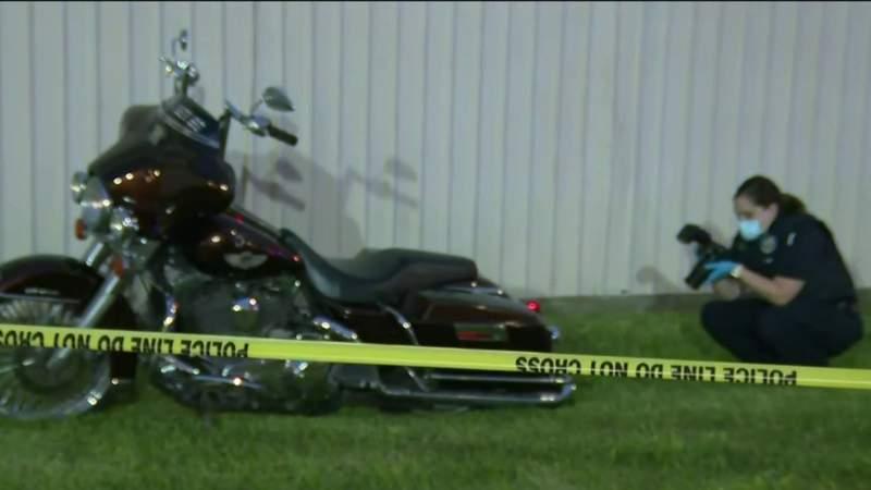 Group of bikers shoot, kill man on motorcycle, police say