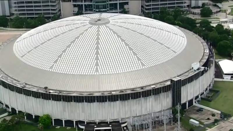 What will happen to the Astrodome?
