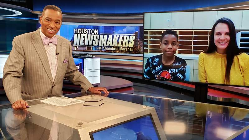Newsmakers: Devante, Ashley Fields, Co-Founder, The Way Home Adoption
