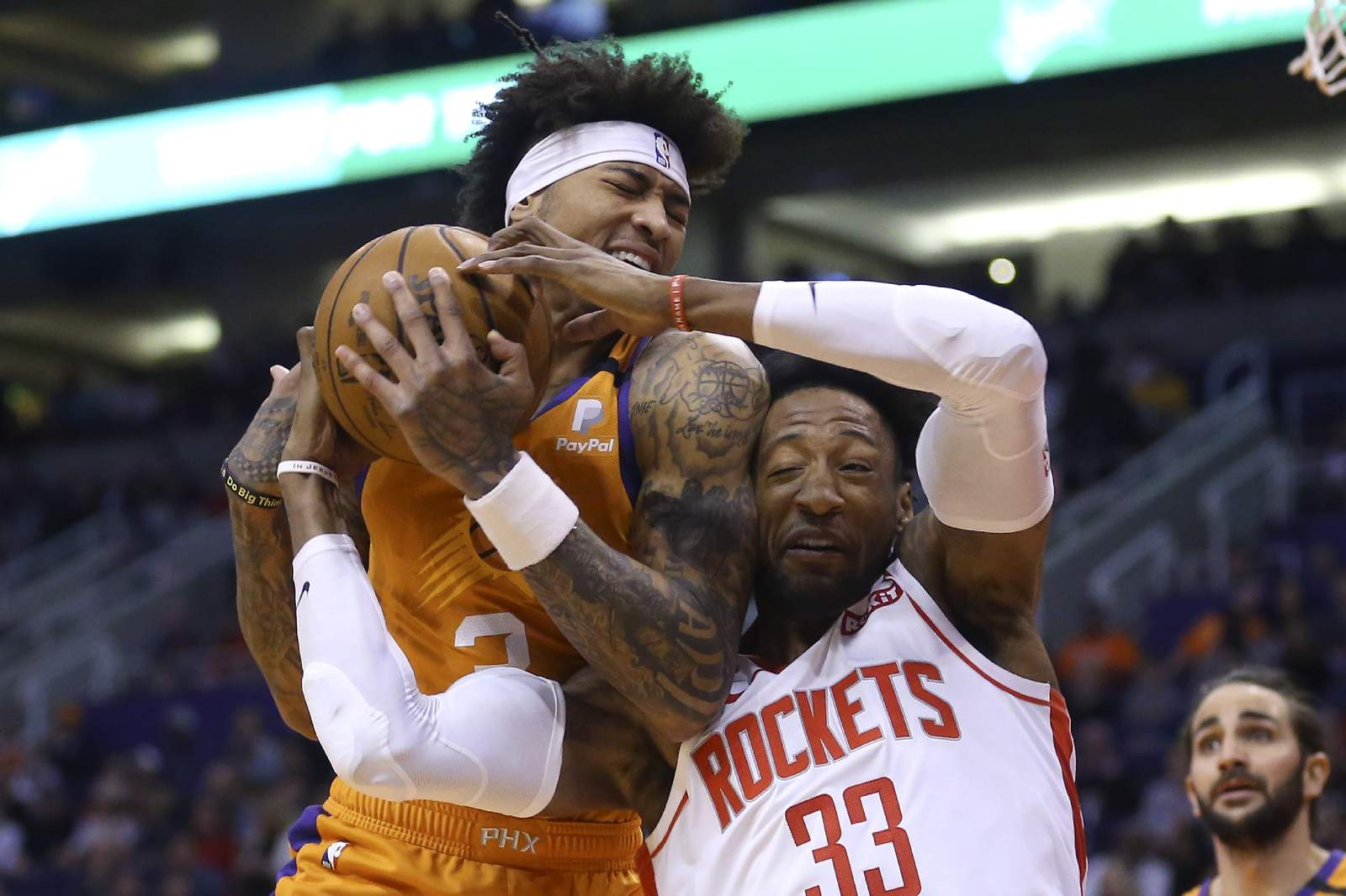 'A cop falsely detain me.' Rockets forward Robert Covington remembers police interaction amid national protests