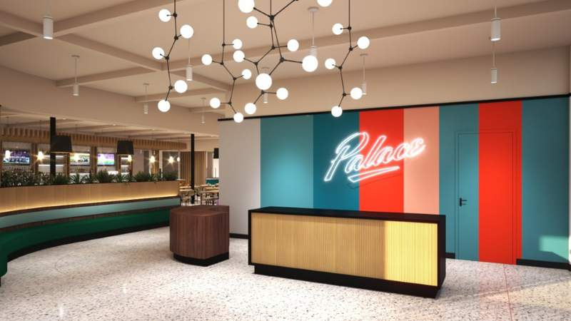 Palace Social is set to open in June.