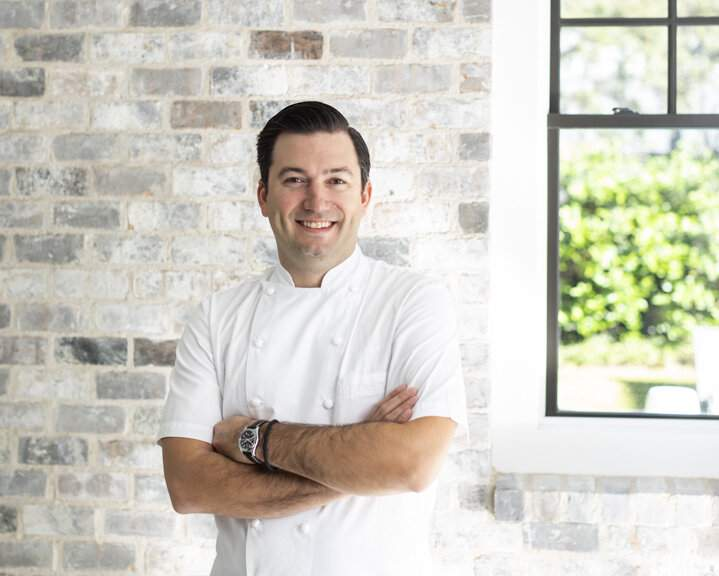 Aaron Bludorn is opening a new restaurant this summer.