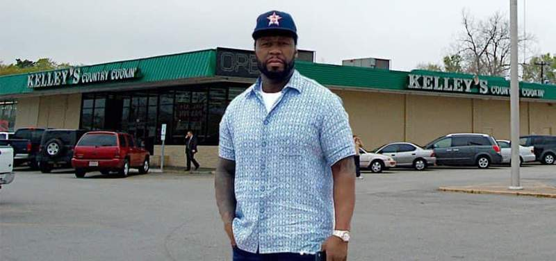 Houstonians are proud to welcome 50 Cent to the city.