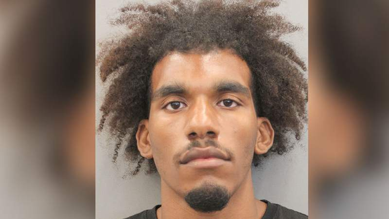 Gandre Antoine Clark  charged with Arson of a habitation