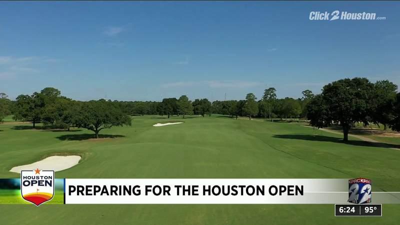 Astros, Memorial Park ready to host Houston Open