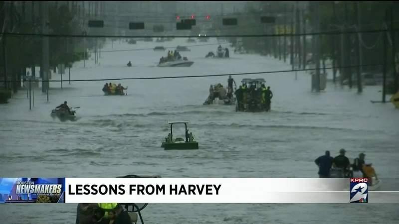 Lessons from Hurricane Harvey flooding