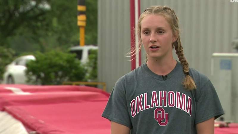 Lueking ready for track and field state meet