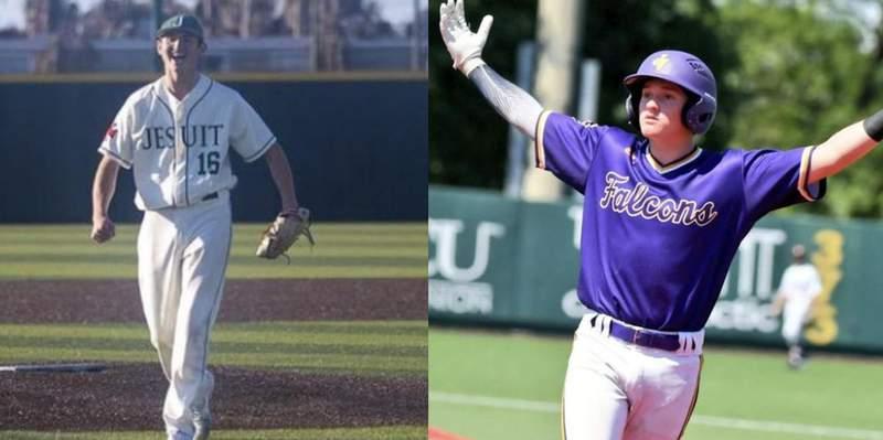 VYPE U: Strake Jesuit vs Jersey Village Baseball Live Audio Stream with Will Turboff