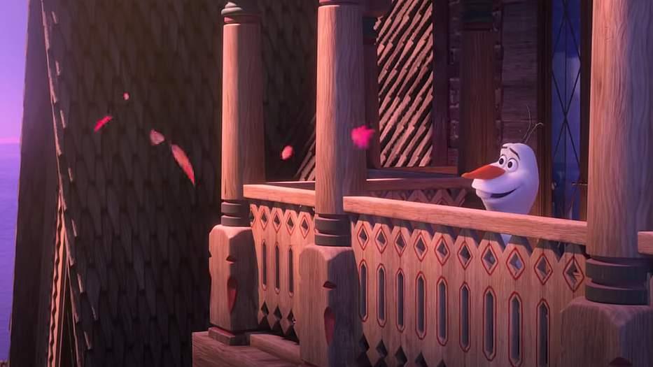 Disney Animation comparte un sincero mensaje de Olaf en un nuevo cortometraje musical 5