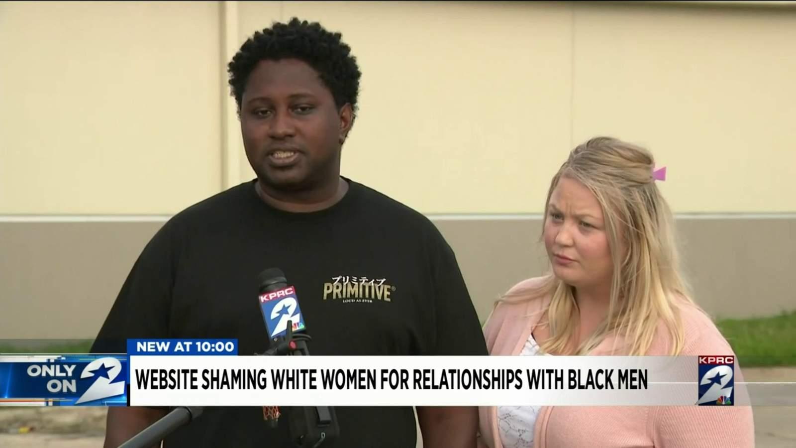 Dating black women vs. white women apps not updating